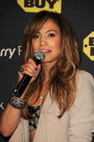 Jennifer Lopez. At the Launch of the BlackBerry PlayBook Tablet, Best Buy, West Los Angeles, CA. 04-19-11 stock image