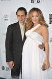 Jennifer Lopez, Marc Anthony Royalty Free Stock Photos