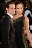 Jennifer Lopez, Marc Anthony Royalty Free Stock Photography