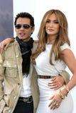 Jennifer Lopez,Marc Anthony Stock Photos