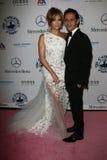 Jennifer Lopez, Marc Anthony stockbild