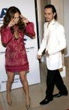 Jennifer Lopez and Marc Anthony Royalty Free Stock Image