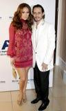 Jennifer Lopez and Marc Anthony Royalty Free Stock Images
