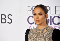 Jennifer Lopez Royalty Free Stock Photos