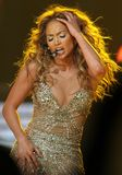 Jennifer Lopez Performs in Concert stock image