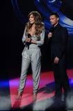 Jennifer Lopez, Ryan Seacrest, JENNIFER LOPEZ, Obraz Stock