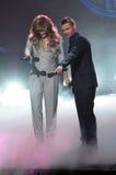 Jennifer Lopez, Ryan Seacrest, JENNIFER LOPEZ, Fotografia Royalty Free