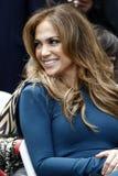 Jennifer Lopez, Simon Fuller Royalty Free Stock Image