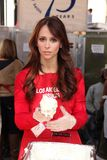 Jennifer Love Hewitt,. Jennifer Love Hewitt  at LA Mission Homeless Thanksgiving, Los Angeles Mission, Los Angeles, CA 11-23-11 Royalty Free Stock Image