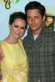 Jennifer Love Hewitt, APPEL de Ross Mc Image stock