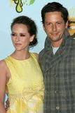 Jennifer Love Hewitt, APPEL de Ross Mc Photo libre de droits