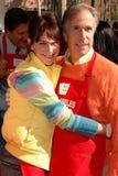 Jennifer Love-Hewitt, Henry Winkler Royalty Free Stock Photos