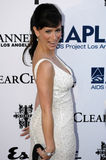 Jennifer Love Hewitt on the red carpet. Stock Image