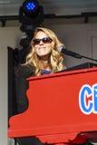 Jennifer Lynn-het glimlachen Royalty-vrije Stock Afbeeldingen