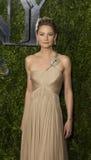Jennifer Nettles Arrives bij 2015 Tony Awards Royalty-vrije Stock Foto's