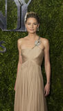 Jennifer Nettles Arrives at 2015 Tony Awards Royalty Free Stock Photos
