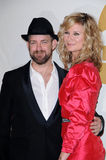 Jennifer Nettles, Kristian Bush Stock Images