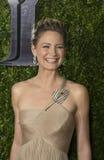 Jennifer pokrzywy Przyjeżdżają przy 2015 nagrodami tony Fotografia Stock