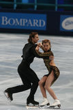 Jennifer Wester-Daniil Barantsev (USA) Stock Photo