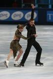 Jennifer Wester-Daniil Barantsev (USA) Stock Image