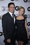 Jennifer Westfeldt, Jon Hamm Royalty Free Stock Photos