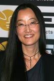 Jennifer Yu Nelson obtient aux 10èmes récompenses annuelles de société d'effets visuels images libres de droits