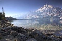 Jenny jezioro Zdjęcia Royalty Free