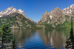 Jenny jezioro Fotografia Stock