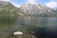 Jenny jezioro od Usa fotografia royalty free