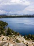 jenny jezioro s Zdjęcia Royalty Free