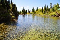 Jenny Lake fotografía de archivo