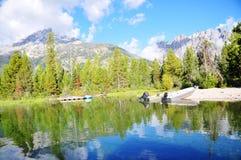 Jenny Lake Royalty Free Stock Image
