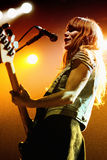 Jenny Lewis performs at Razzmatazz Stock Photo
