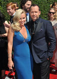Jenny McCarthy & Donnie Wahlberg Royalty Free Stock Image