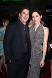Jenny Mollen,Jason Biggs Stock Photo