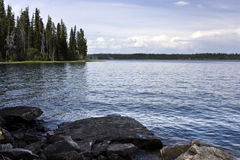 Jenny's Lake Royalty Free Stock Image