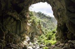 Jenolan acrh and caves, Australia. stock images