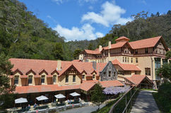 Jenolan Caves House Blue Mountains New South Wales Australia Royalty Free Stock Photography
