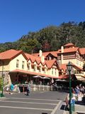 Jenolan Caves Village Royalty Free Stock Photos