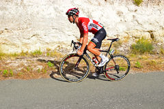 Jens Debusschere Lotto Soudal La Vuelta España image stock