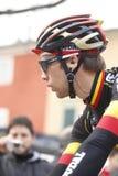 Jens Debusschere Team Lotto - Soudal Στοκ Εικόνες