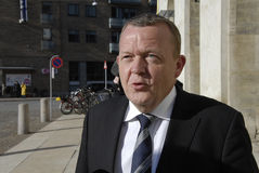 JENS HENRIK HOJBJERG_POLICE COMMISSIONER Royalty Free Stock Photo