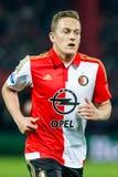 Jens Toornstra of Feyenoord Rotterdam Stock Images