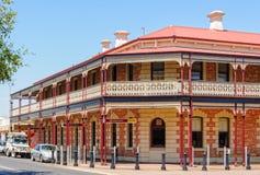 Jens Town Hall Hotel - Mount Gambier. SA, Australia, 14 February 2013 Stock Photography