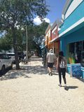 Jensen Beach du centre photos libres de droits