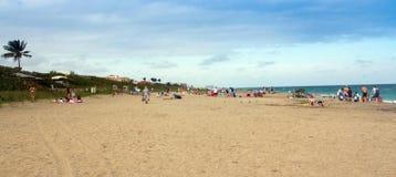 Jensen Beach scénique à la journée images libres de droits