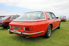 Jensen interceptor 111 vintage car Royalty Free Stock Image