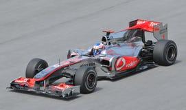 Jenson Button photo stock