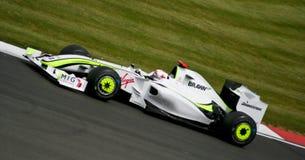 Jenson Button Stock Image