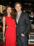 Jenson Button, Jessica Michibata Stock Photos